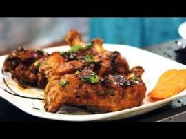 Simple BBQ Chicken Tikka