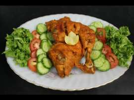 Chicken Tikka In A Pan