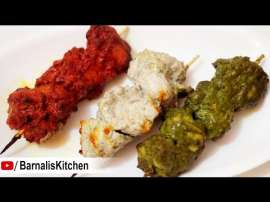 3 Easy Chicken Kabab