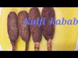 Chicken Kulfi Kabab