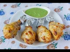Malai Tangdi Kabab