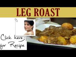 Leg Roast Recipes  Chef Zubaida Tariq