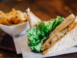 Chicken And Egg Sandwich