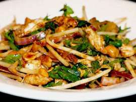 Peanut Butter Chicken Salad