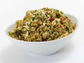 Easy Brown Rice Salad
