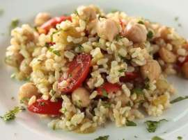 Brown Rice Salad