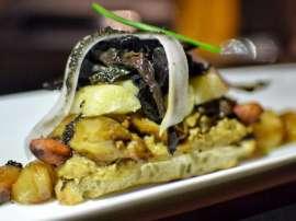 Zafran Aur Mushroom Ka Salad
