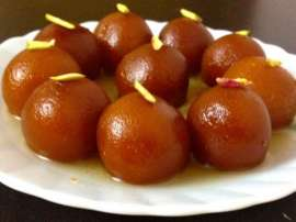 Gulab Jamun Number Twelve