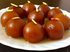 Tasty Gulab Jamun