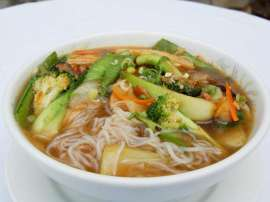 Vegetable Chinese Soup