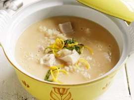 Tasty Chicken Corn Soup