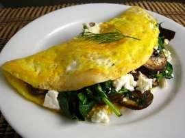 Sabzi Omelette