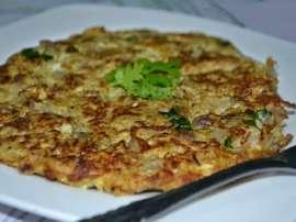 Kaleji Omelette