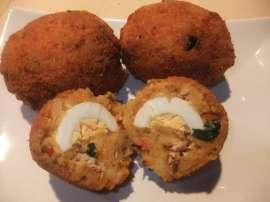 Egg Cutlets
