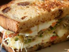 Sandwich With Paneer