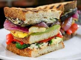Sabzi Sandwich