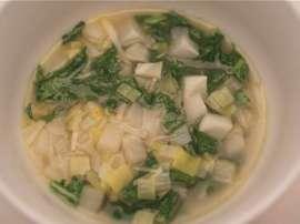 Cucumber Shalgam Soup