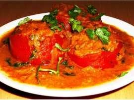Sabzi Bharay Tamatar
