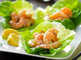 Shrimp Salad Special