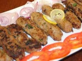 Dum Walay Seekh Kabab