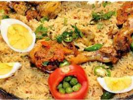 Chicken Beryani