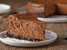 Chocolate Cheez Cake