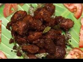 Peshawari Mutton Fry