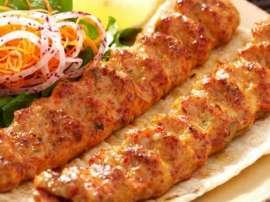 Creamy Chicken Kofta Kebab