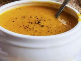 Potato Carrot Soup