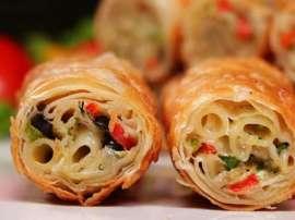 Macaroni Roll
