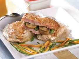 Chicken Parcels