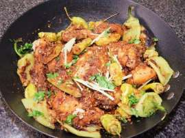 Balochi Karahi Recipe In Urdu