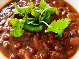 Chicken Rajma