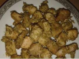 Chicken Malai Boti