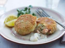 Dill Fish Cake