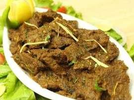 Beef Parchay Masala
