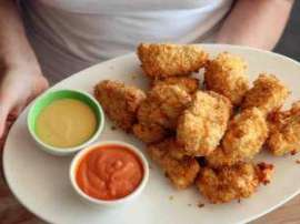 Corn Flakes Chicken Nuggets