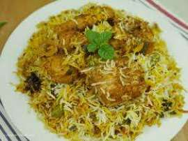 Machli Ki Biryani Recipe In Urdu