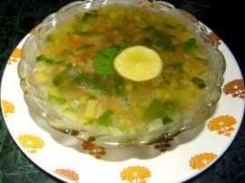 Limbu Dhaniya Ka Shorba