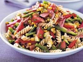 BBQ Pasta Salad Recipe In Urdu