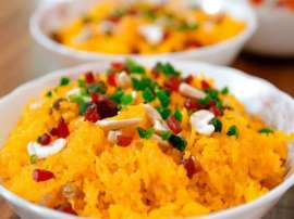 Pulao Biryani And Zarda