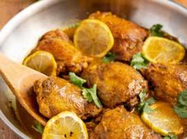 Lemon Chilli Chicken