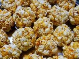 Popcorn Laddu