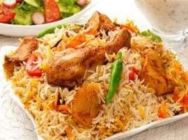 Mughlia Chicken Pulao