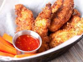 Spicy Chicken Strips