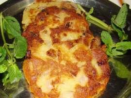 Sabziyon K Chapli Kabab