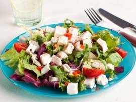 Paneer Salat