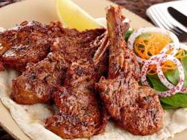 Khushk Mutton Chanpain