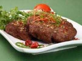 Tasty Chapli Kabab