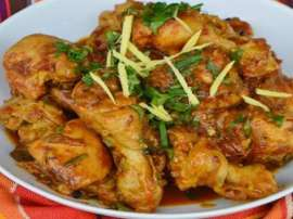 Chicken Ram Puri